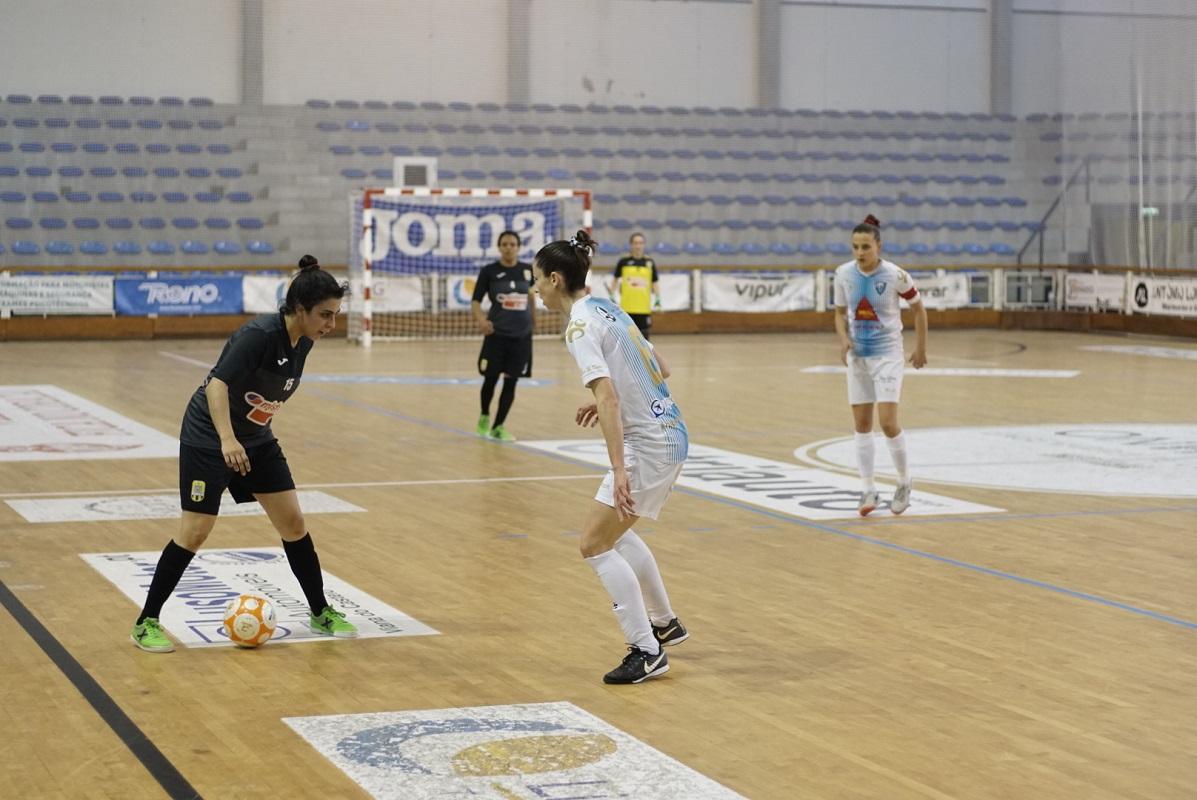 Santa Luzia surpreendido em casa no nacional de futsal feminino