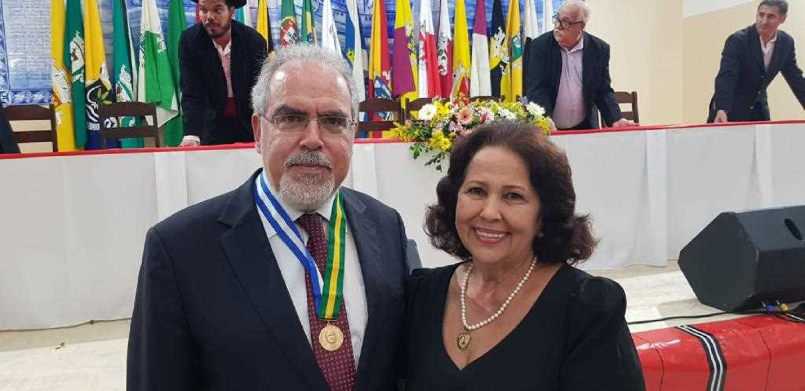 Rio de Janeiro homenageia José Maria Costa com medalha Albert Sabin