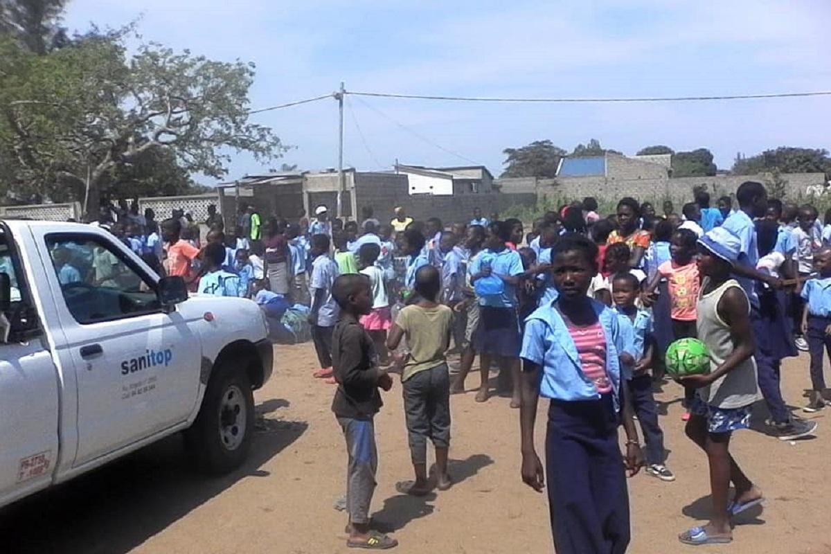 Câmara de Viana apoia iniciativa da Sanitop de ajuda a Moçambique