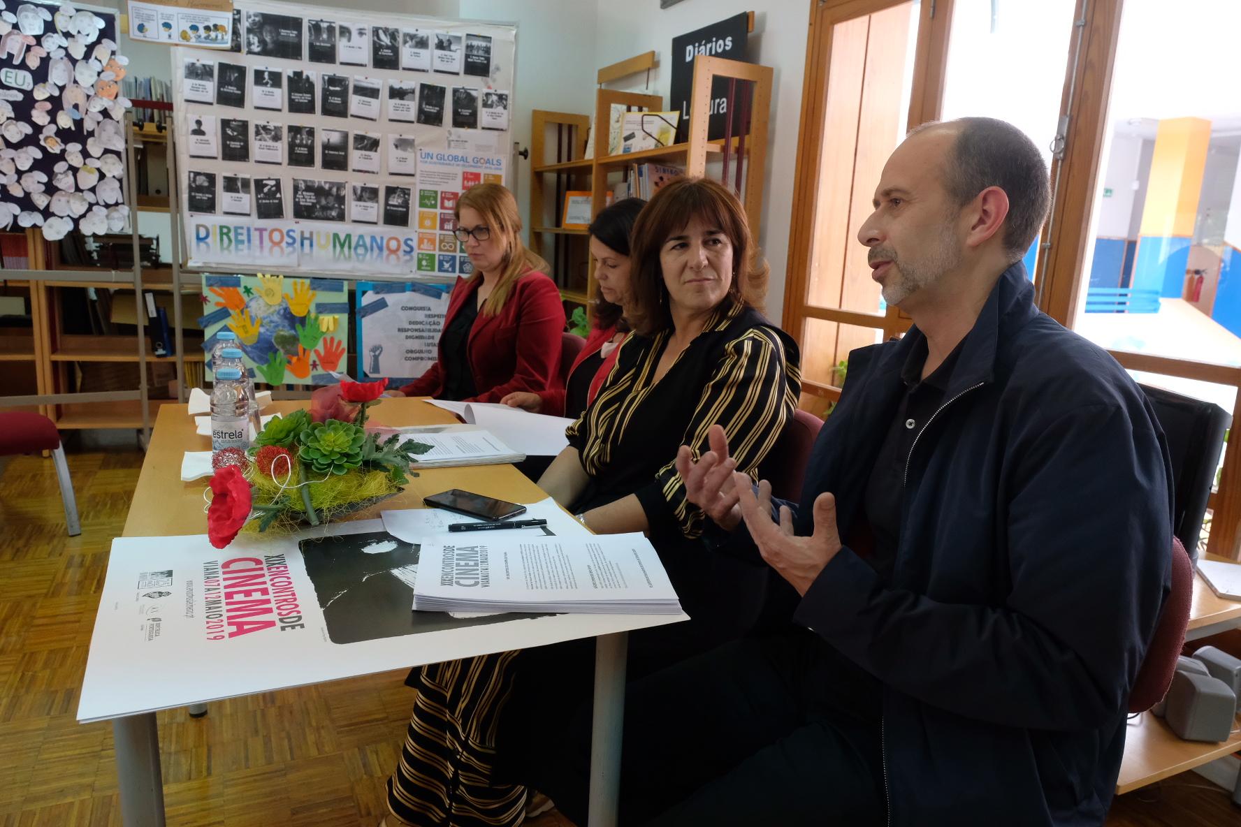 Cerca de 120 escolas de todo o país e da Galiza nos XIX Encontros de Cinema de Viana