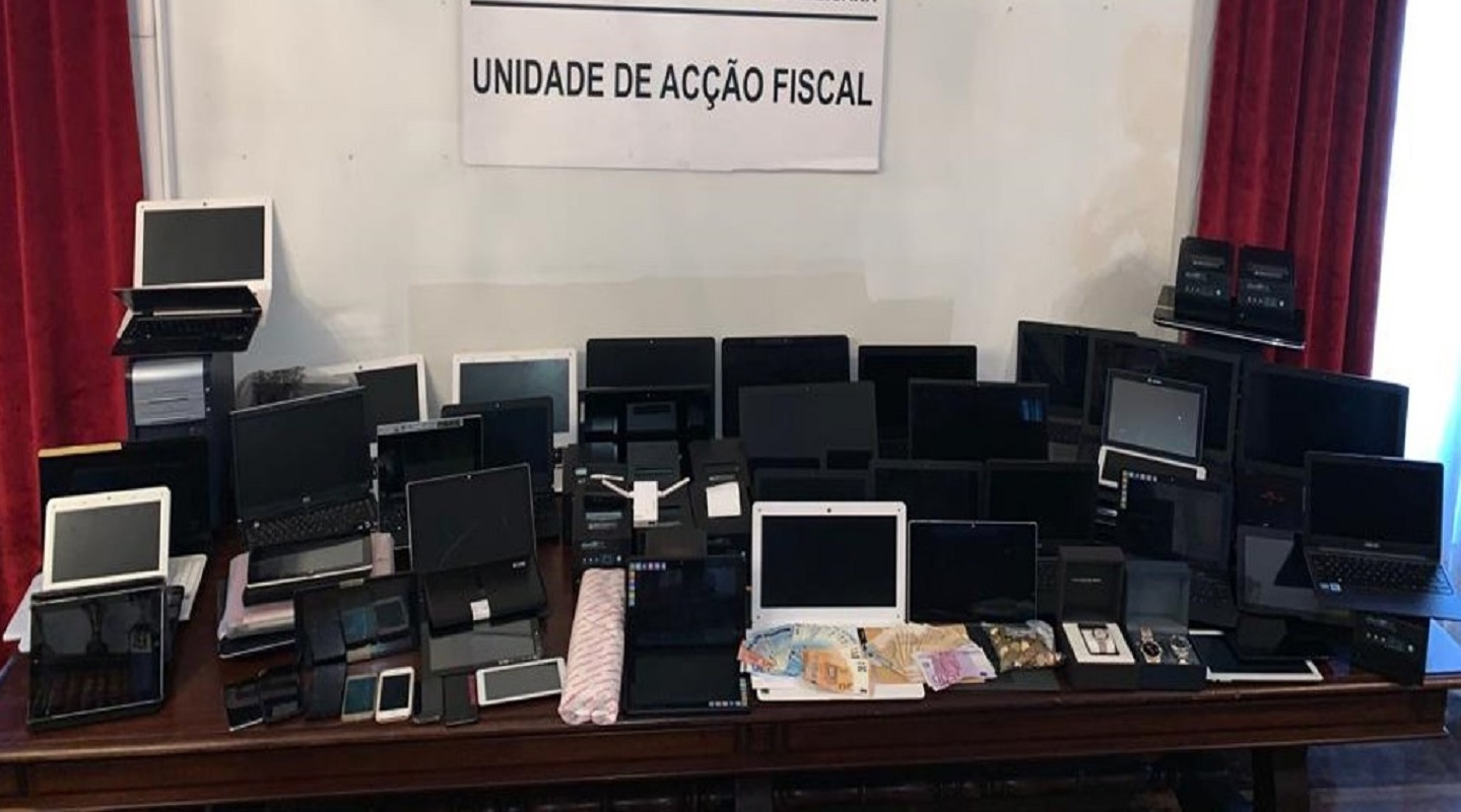 GNR desmantela rede ilegal de apostas desportivas em Viana, Braga e Porto