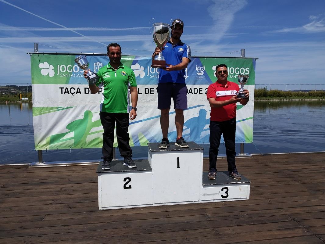 Náutico de Ponte de Lima vence Taça de Portugal de Velocidade