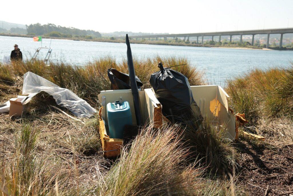 Câmara de Viana iniciou cruzada contra espécies invasoras nas ínsuas do rio Lima