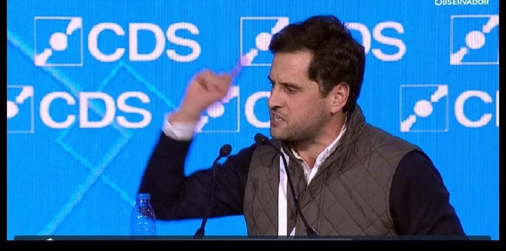 COM VÍDEO : Carlos Meira é candidato à liderança do CDS-PP