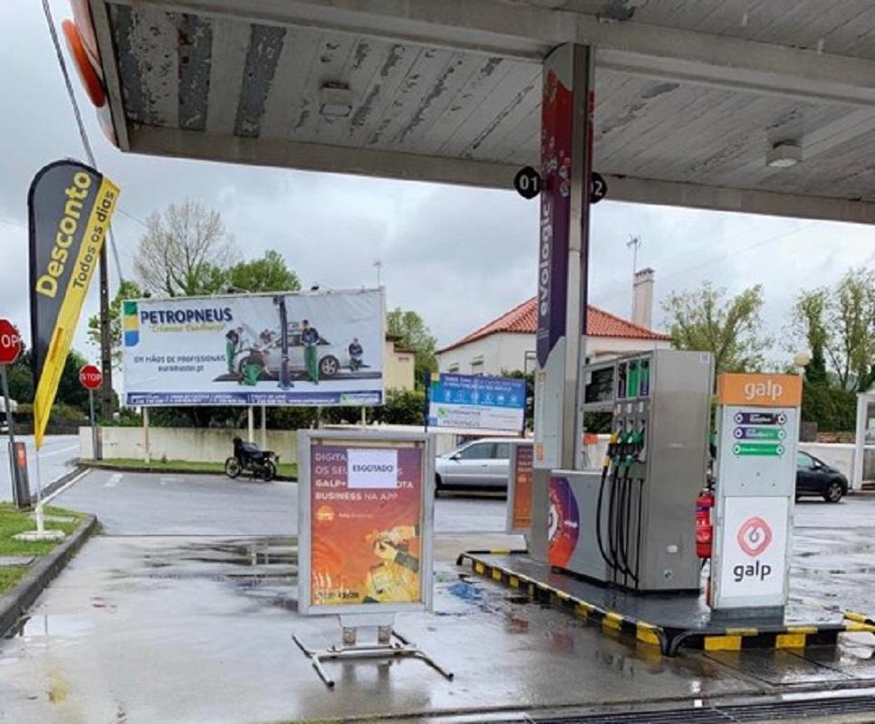 Bombas da Petropneus nas Neves e Barroselas sem combustível