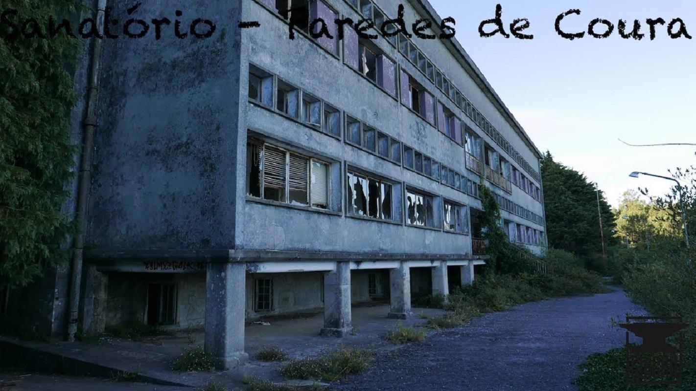 Antigo sanatório de Paredes de Coura vendido por 582 mil euros