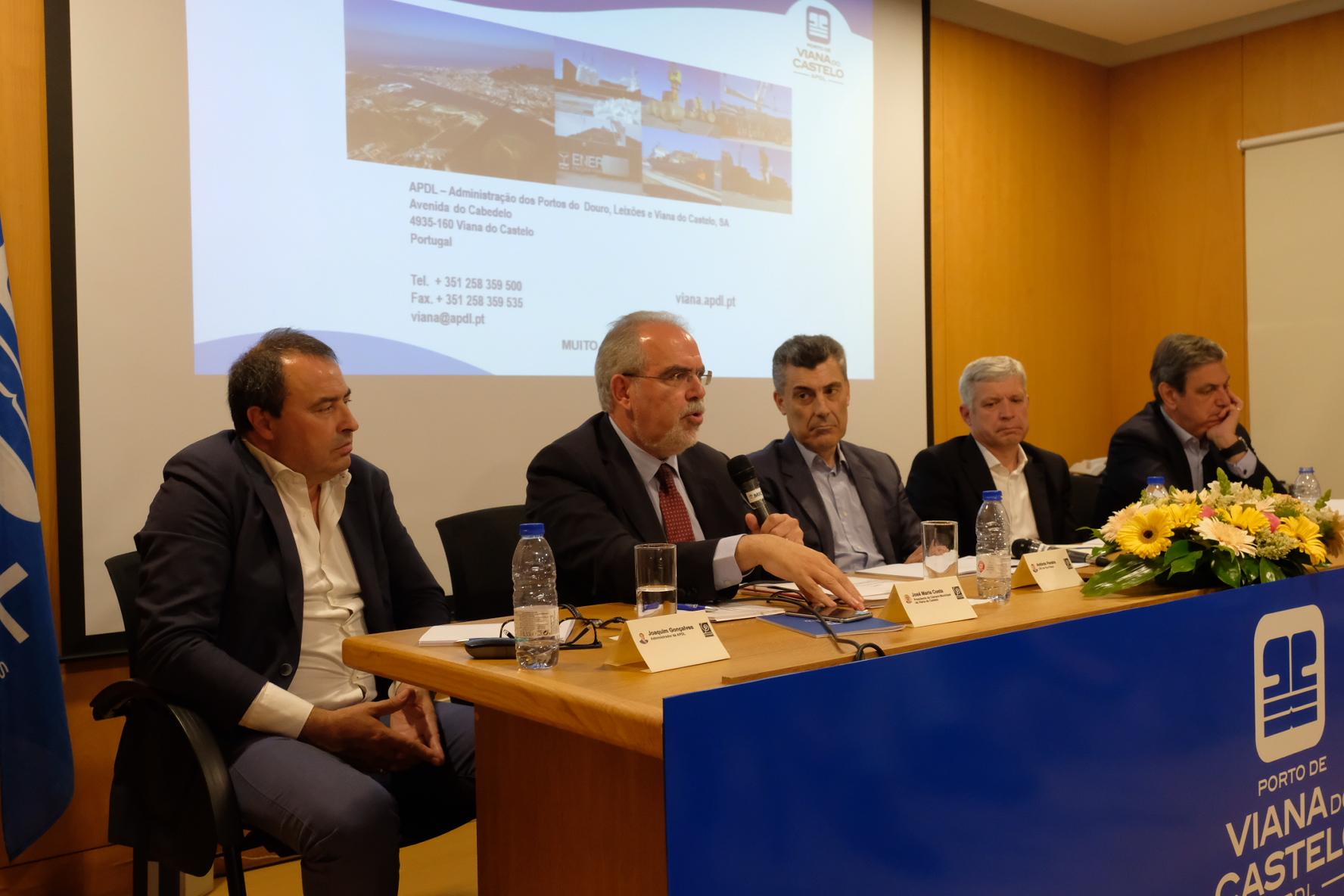 Autarca de Viana anuncia nova fábrica de 17 ME e 70 novos empregos em Lanheses