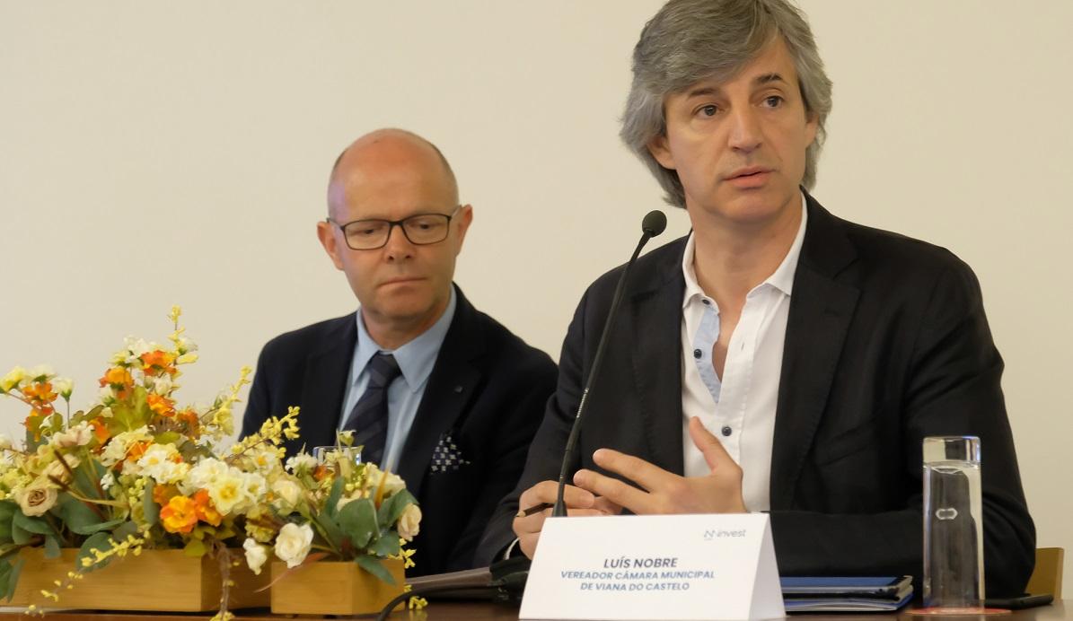 Sucesso do Parque Empresarial de Lanheses destacado em seminário sobre competitividade e investimento