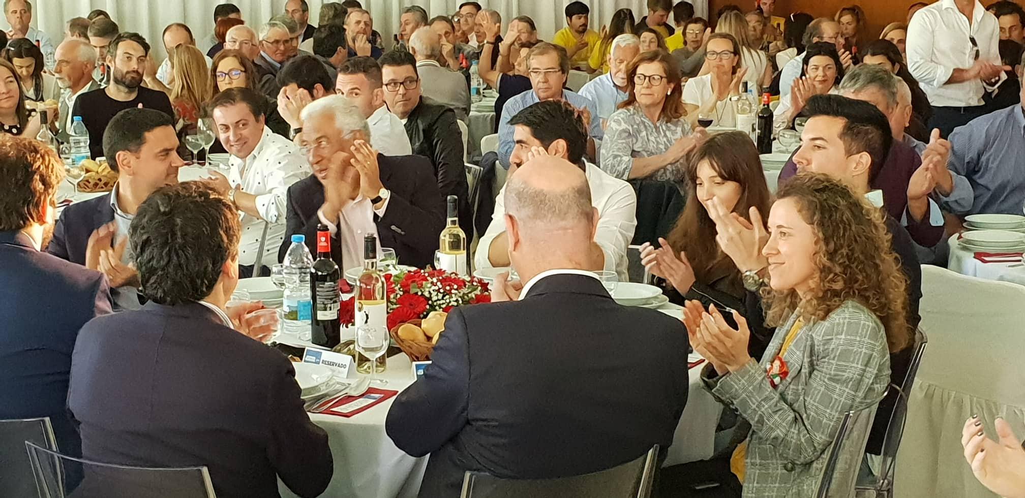 Europeias: PS vence no Alto Minho com 32,22% dos votos