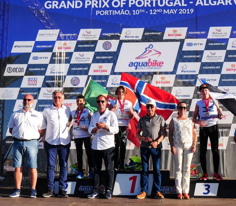 Diogo Barbosa sagra-se vice-campeão mundial de Aquabike em Portimão