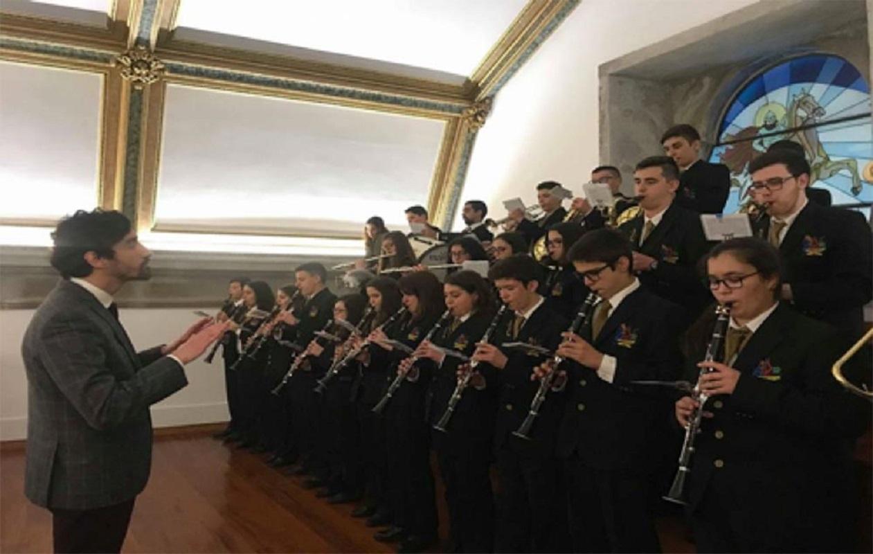 Sá de Miranda recebe concerto gala da Filarmónica de Vila Nova de Anha
