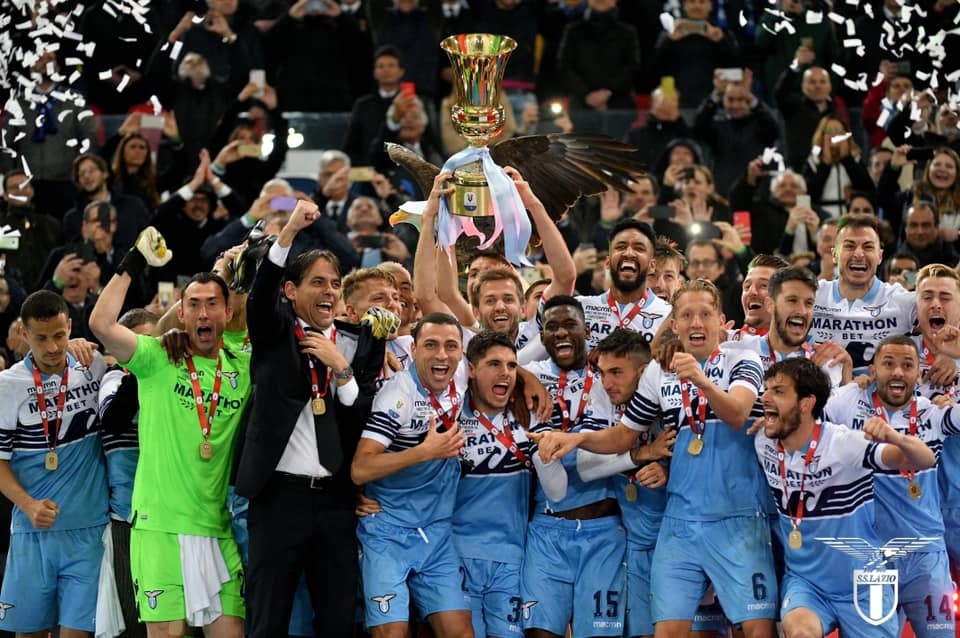 Futebol: Lázio do vianense Pedro Neto vence Taça de Itália