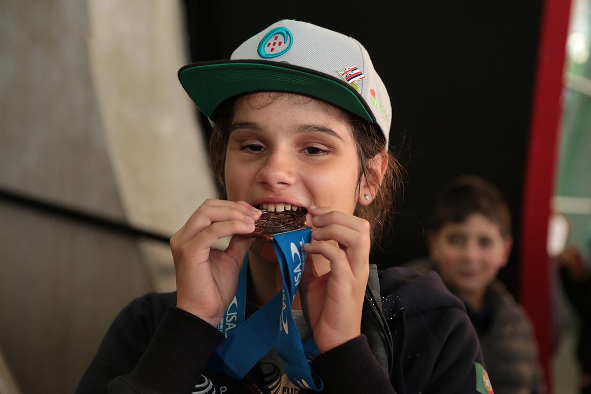Marta Paço quer conquistar em Viana título europeu no primeiro campeonato de surf adaptado