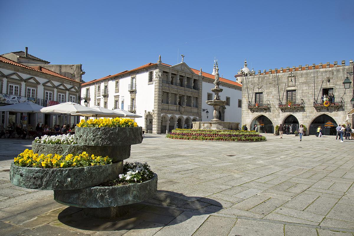 Cerca de 500 alunos de sete agrupamentos de Viana envolvidos em projeto europeu Get up and Goals