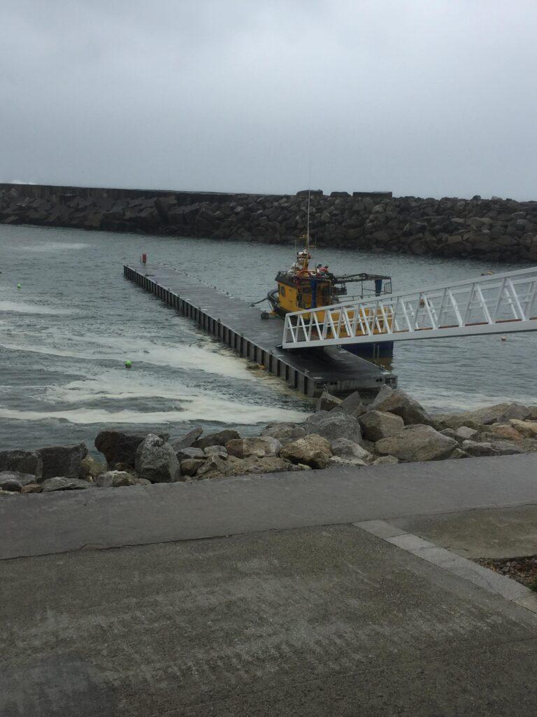 Docapesca concluiu plataforma flutuante de mais de 128 mil euros em Vila Praia de Âncora