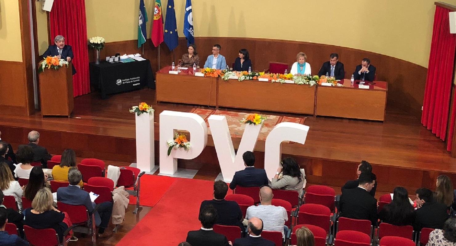 Último discurso de Rui Teixeira salienta percurso de 33 anos de superação do IPVC