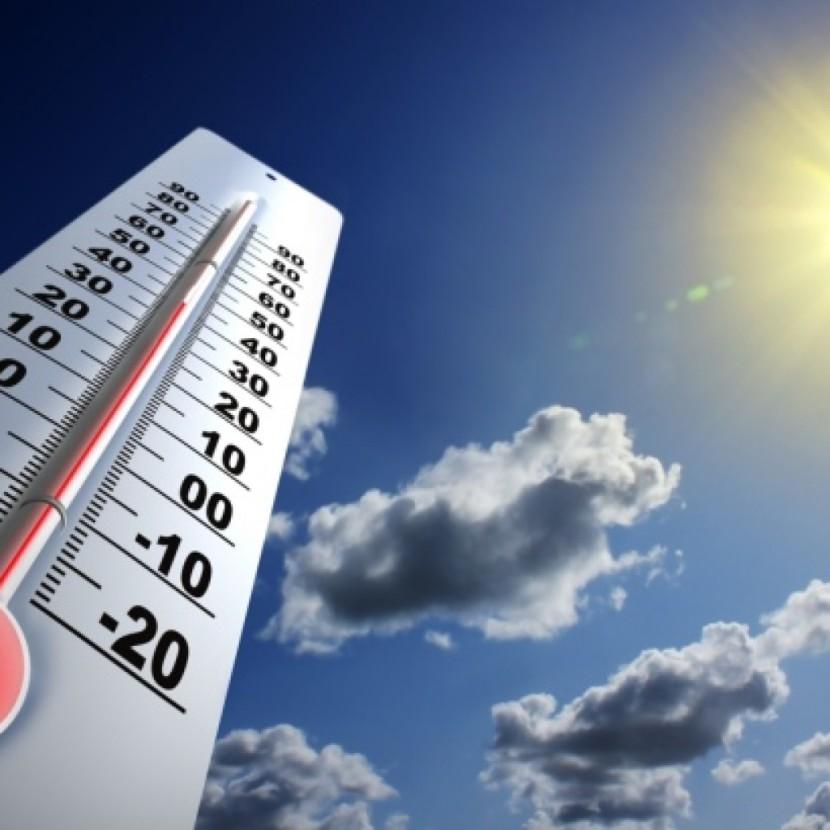 Termómetros passam dos 30 graus esta semana