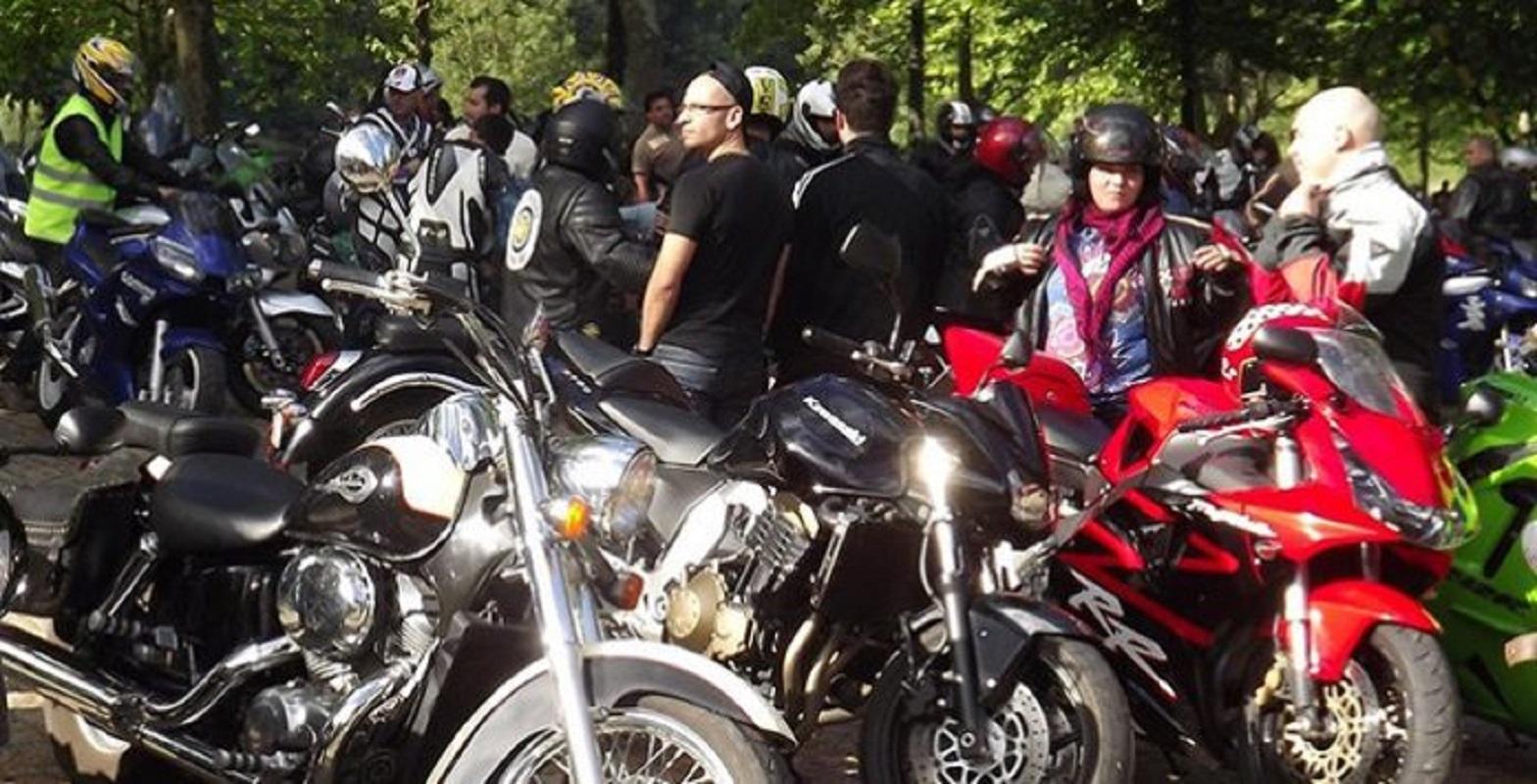 Centenas de motards participam na XV Concentração Motard em Monção