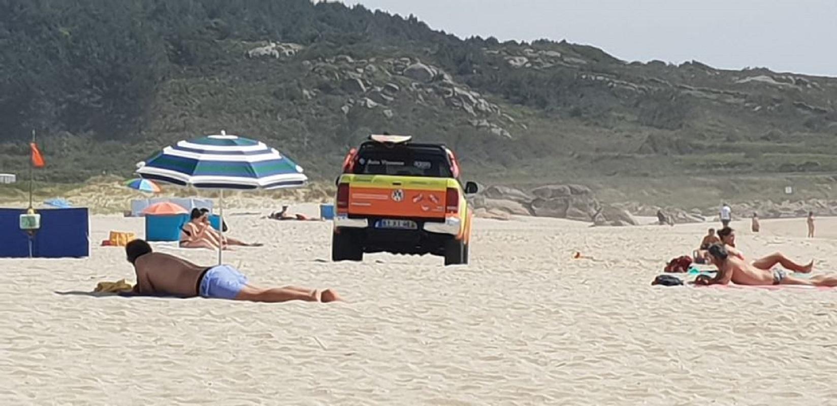 Nova viatura do Instituto de Socorros a Náufragos já circula pelas praias de Viana