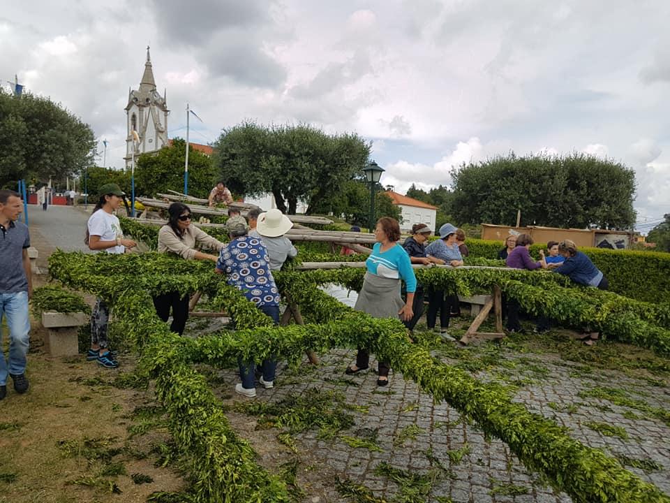 Viana em Movimento: União das Freguesias de Torre e Vila Mou