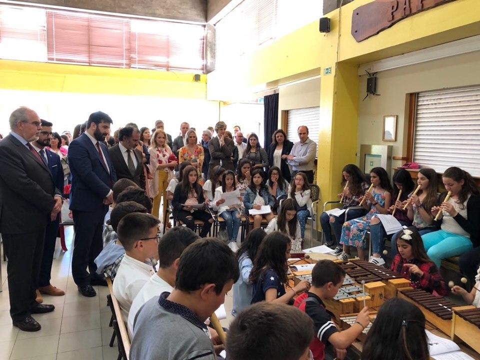 """Ministro da Educação """"orgulhoso"""" por iniciar no Alto Minho """"nova vaga de expansão"""" das escolas"""
