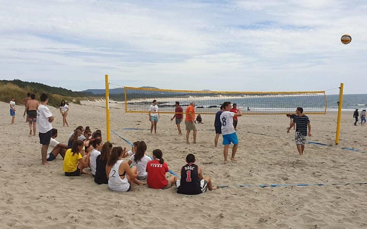 VCV promove Academia de Voleibol de Praia em julho, no Cabedelo