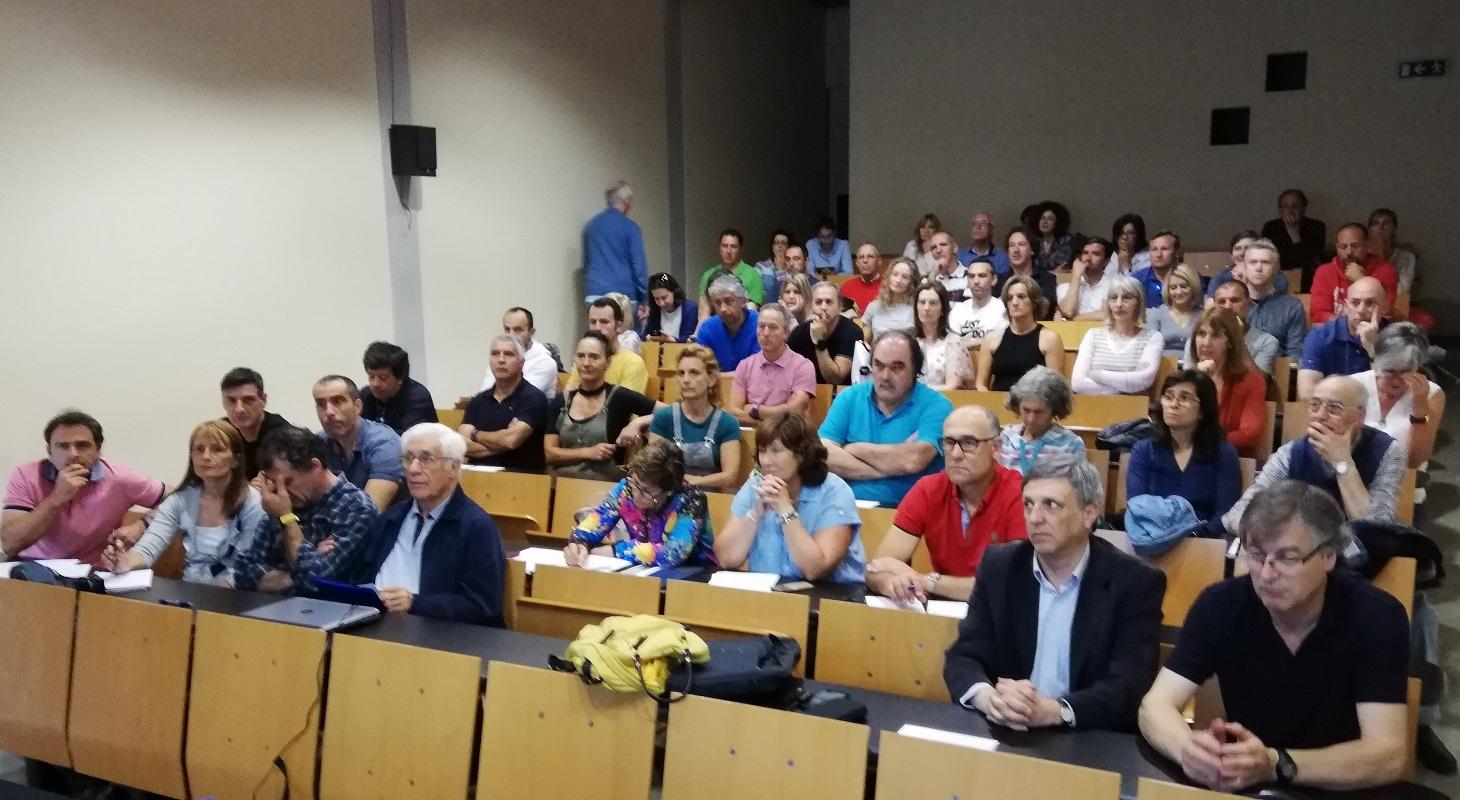 Cerca de 70 professores debatem em Viana Educação Física no 1ºCiclo e a Avaliação na disciplina