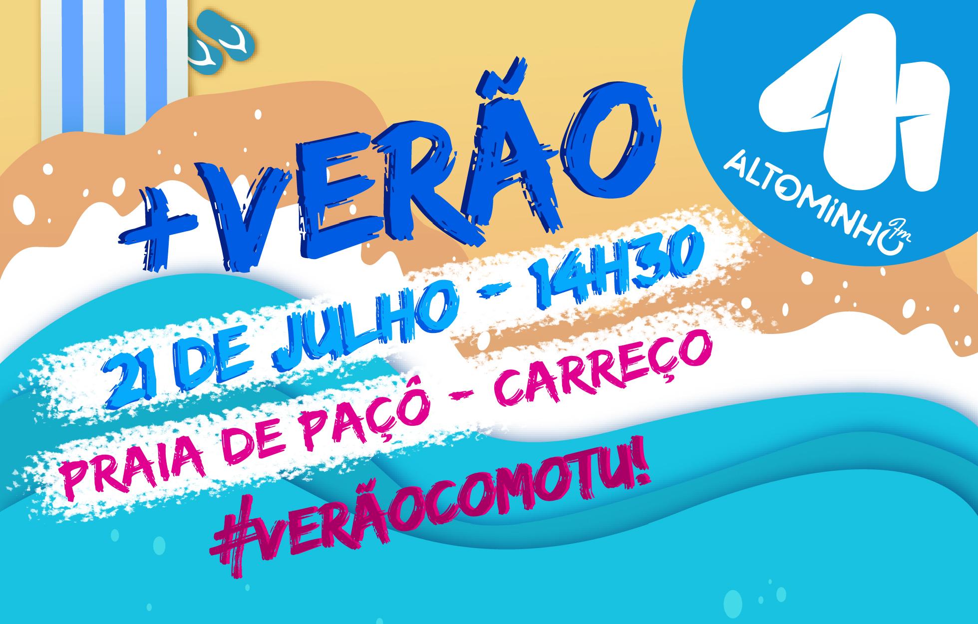 Rádio Alto Minho - +VERÃO (noticias)