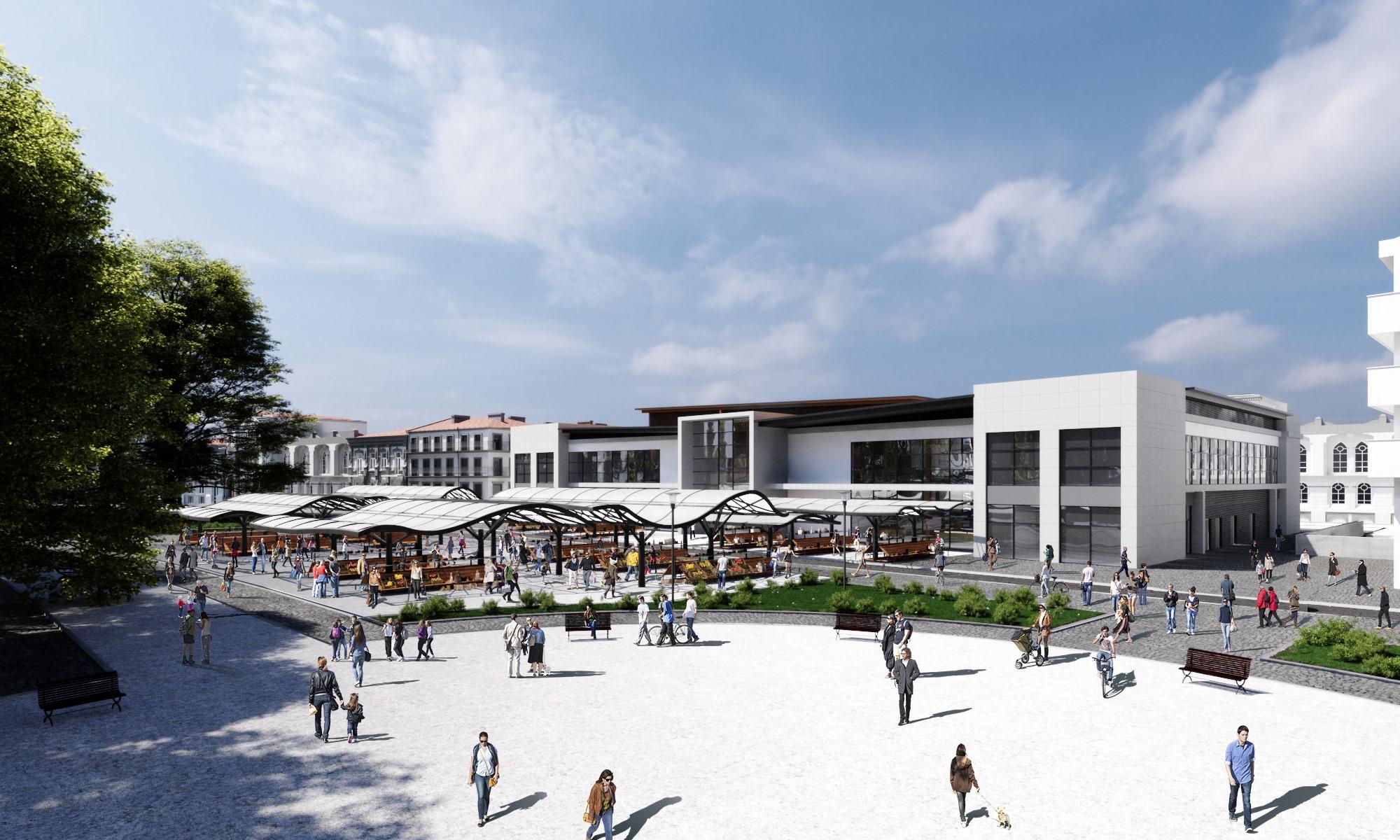 Câmara de Viana do Castelo mostra primeiras imagens do novo mercado municipal