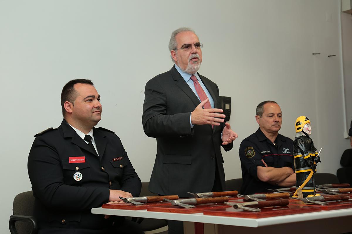 Segundo curso de bombeiros forma mais 48 operacionais para as corporações do Alto Minho