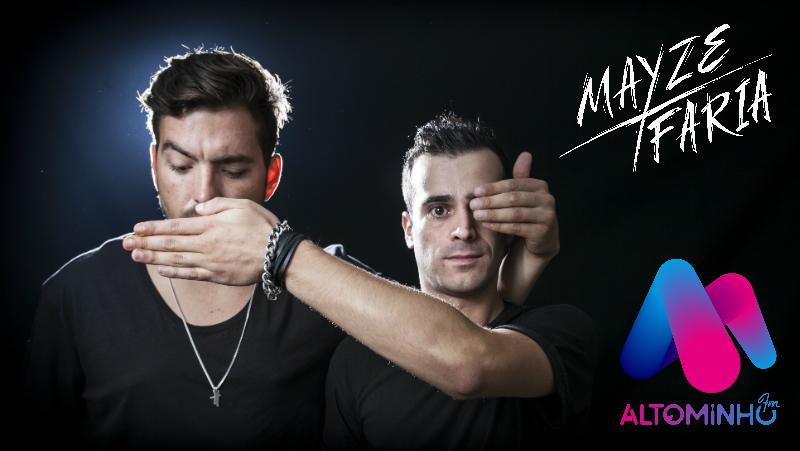 X Radio Show – Mayze X Faria (Ep.074)