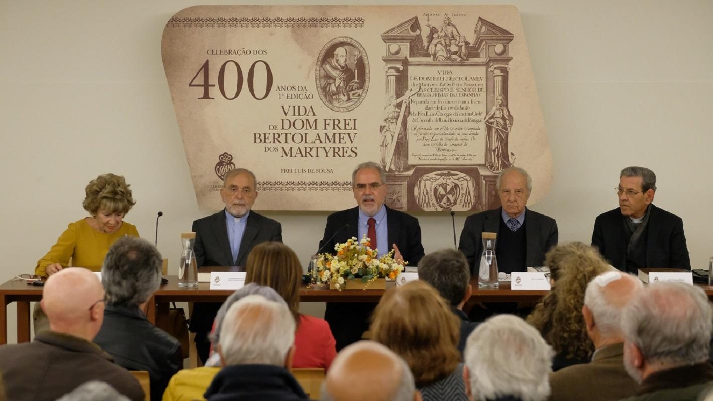 Autarca de Viana do Castelo congratula-se com anúncio da canonização de Frei Bartolomeu dos Mártires