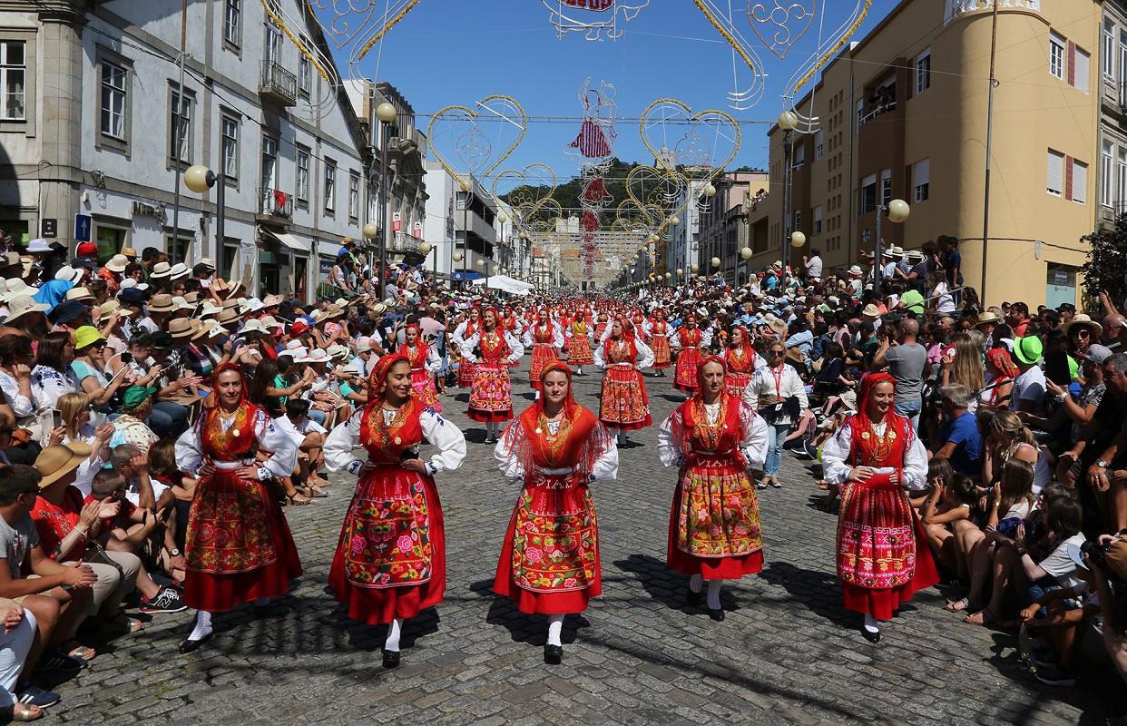 Inscrições para o Desfile da Mordomia da Romaria d'Agonia abertas até 3 de agosto