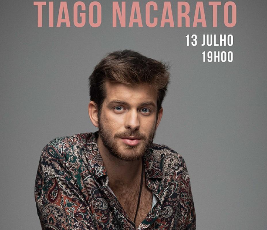 Tiago Nacarato atua no FeelViana em concerto intimista