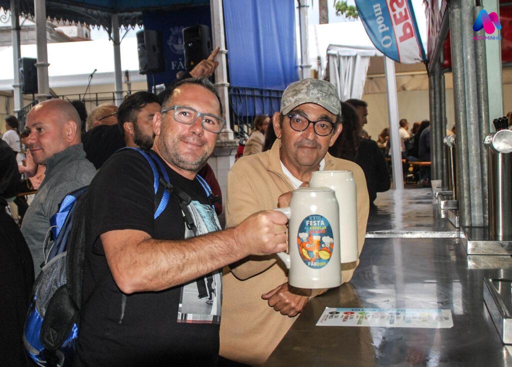 Decorre até 19 de agosto a Festa da Cerveja e do Marisco em Fão