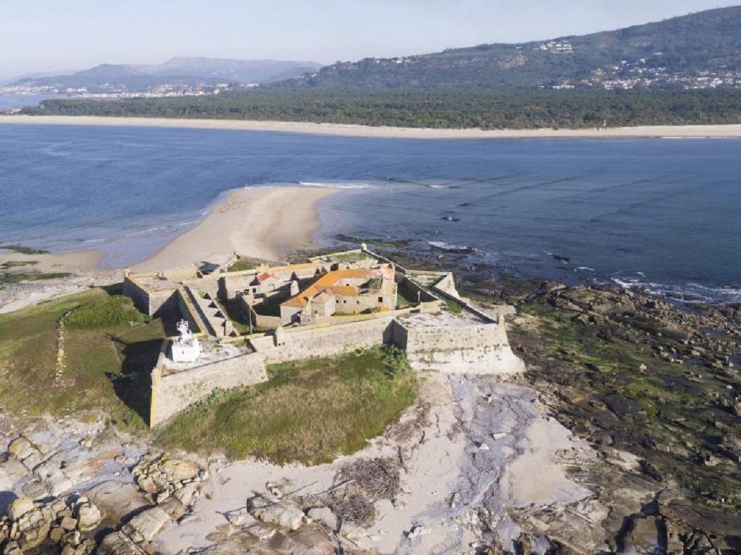 Três empresas portuguesas e uma francesa na corrida à concessão do Forte da Ínsua, em Caminha