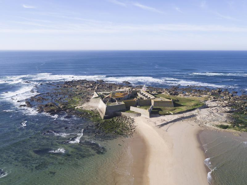 Forte da Ínsua vai ter complexo turístico com alojamento quatro estrelas