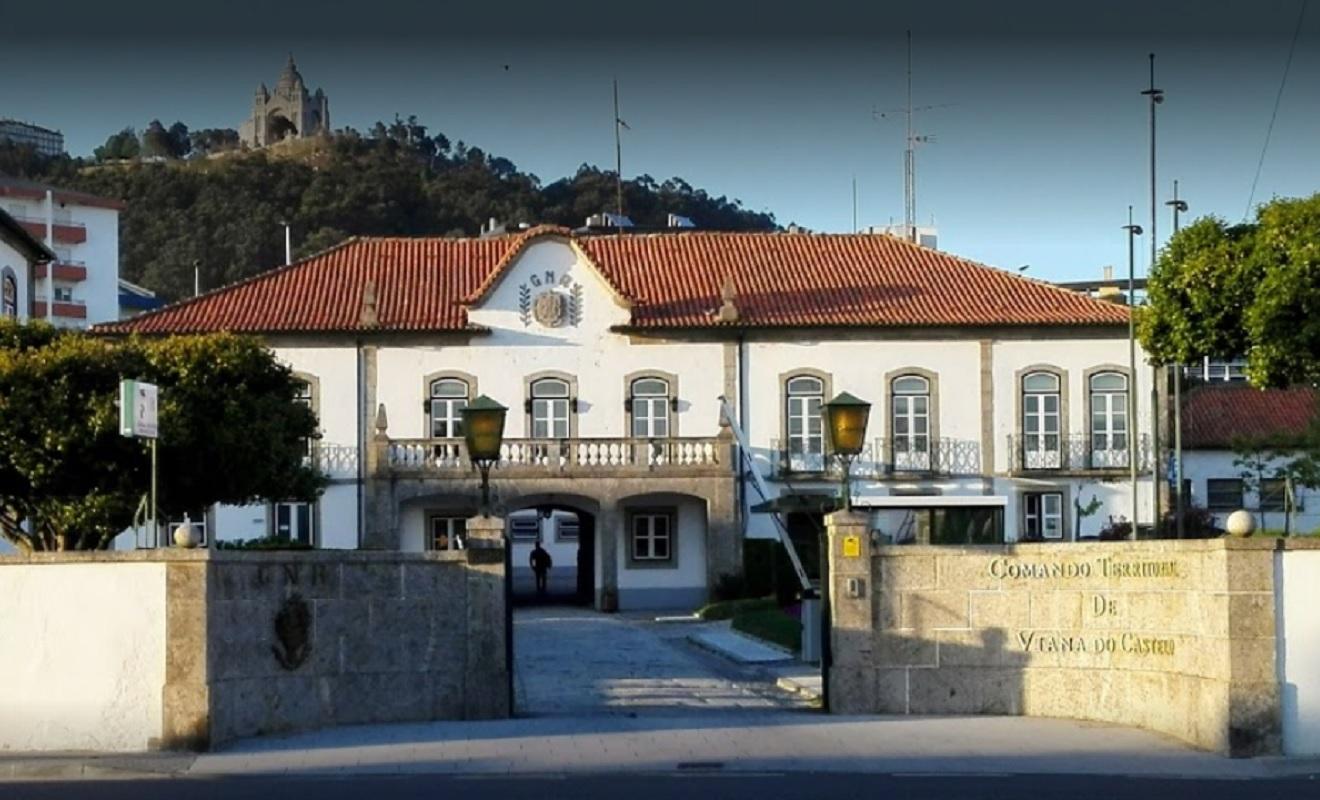 GNR de Viana celebra Dia do Comando na Praça da Liberdade