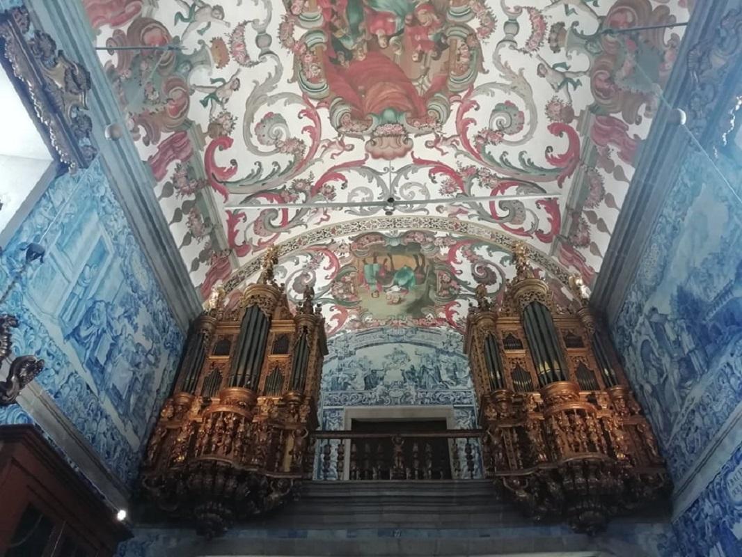 Igreja da Misericórdia de Viana do Castelo acolhe hoje concerto de Canto e Órgão