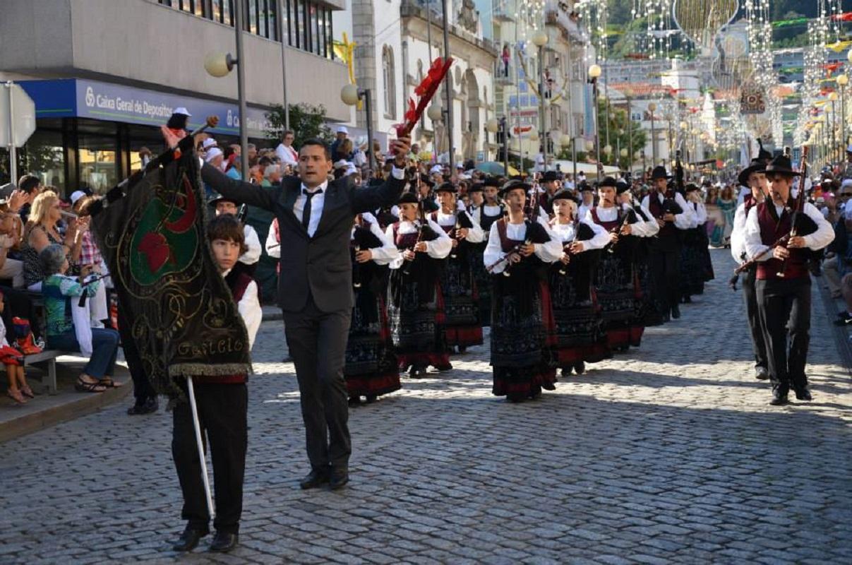 IV edição do Festival de Bandas de Gaitas acontece no sábado na Praça da República