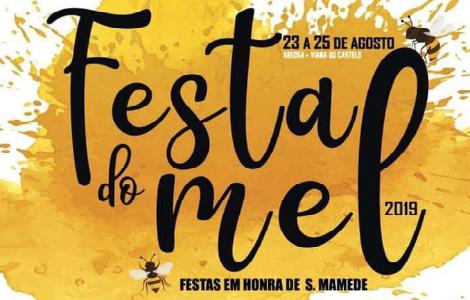 Rádio Alto Minho - Festa do Mel (noticias)