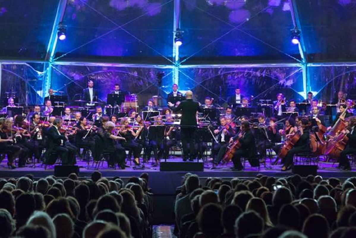 """Concerto """"Orquestra no Património""""pela Sinfónica do Porto é hoje na Praça da República"""