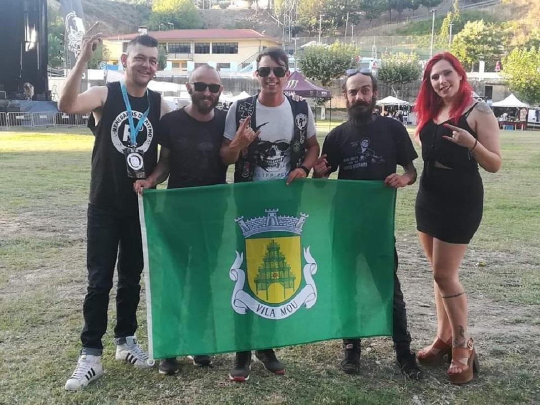 Vila Mou recebe concerto dos dez anos da banda vianense Renegados do Ritmo