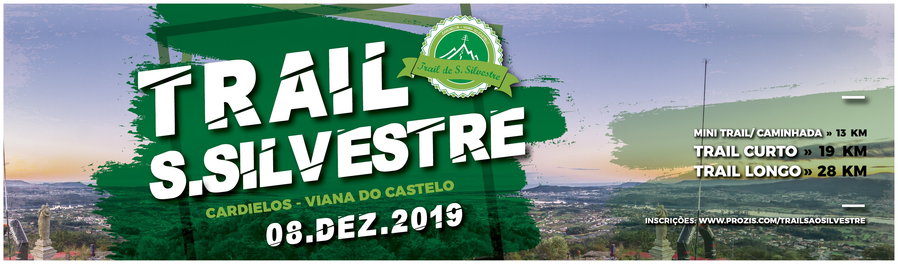 Abertas as inscrições para o Trail de São Silvestre marcado para 08 de dezembro