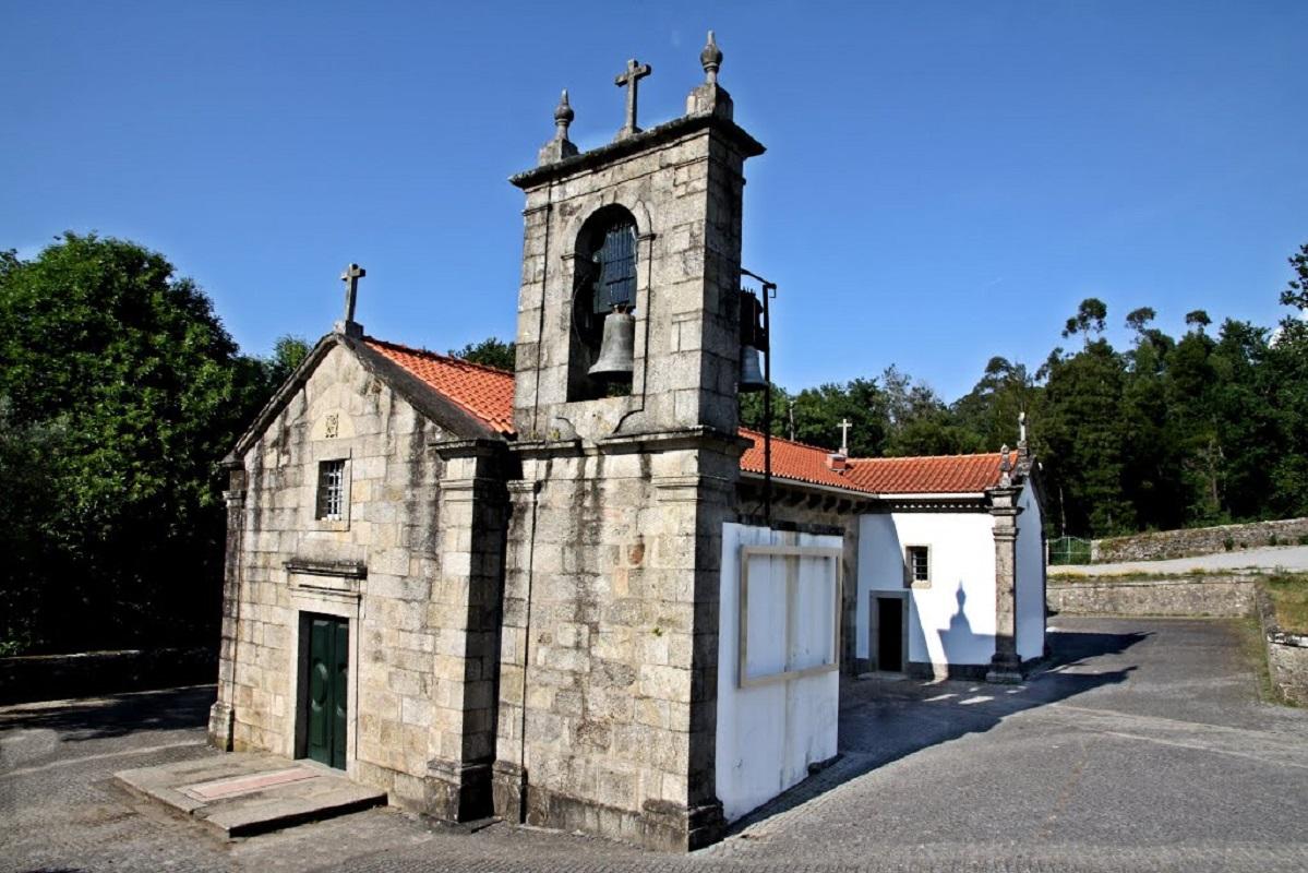 Igreja de São João da Ribeira em Ponte de Lima em fase de classificação