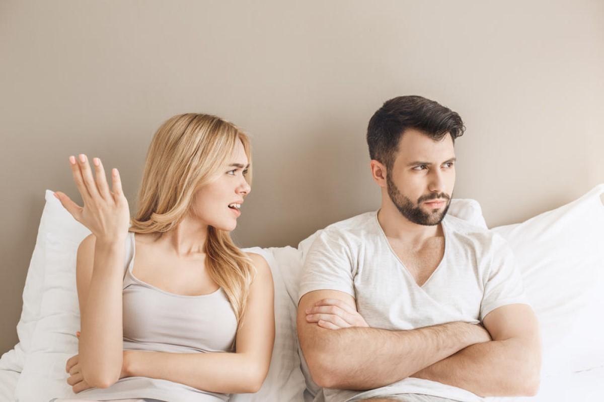 Homens que têm mulheres controladoras e irritantes, vivem mais tempo