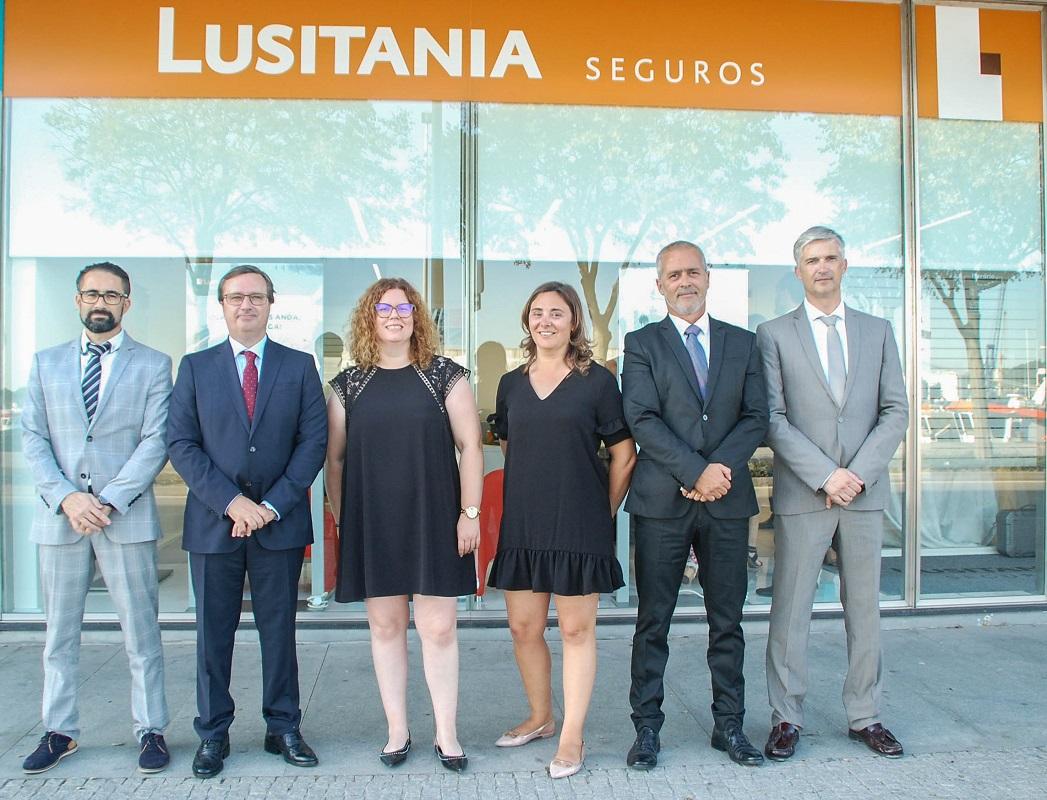 Lusitania Seguros inaugurou novo espaço em Viana do Castelo