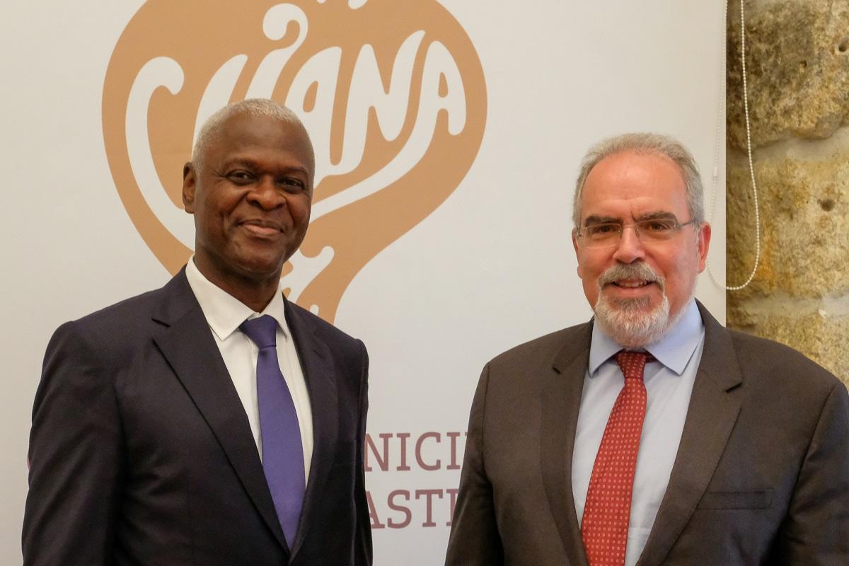 Viana do Castelo e Ilha do Príncipe estudam oportunidades de cooperação