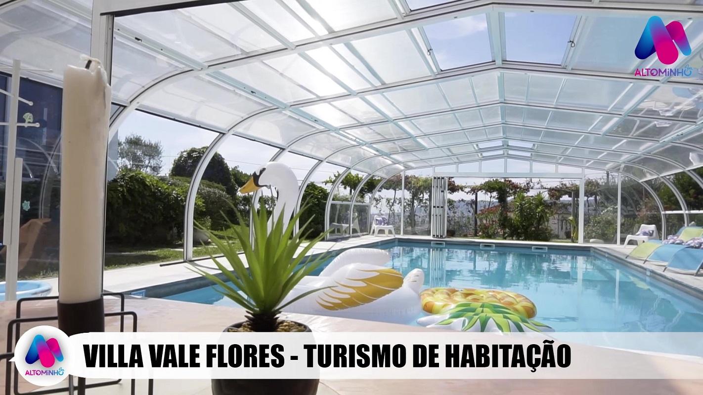 Vídeo: Villa Vale Flores, um turismo de habitação que alia a paz e tranquilidade do campo à proximidade com a cidade