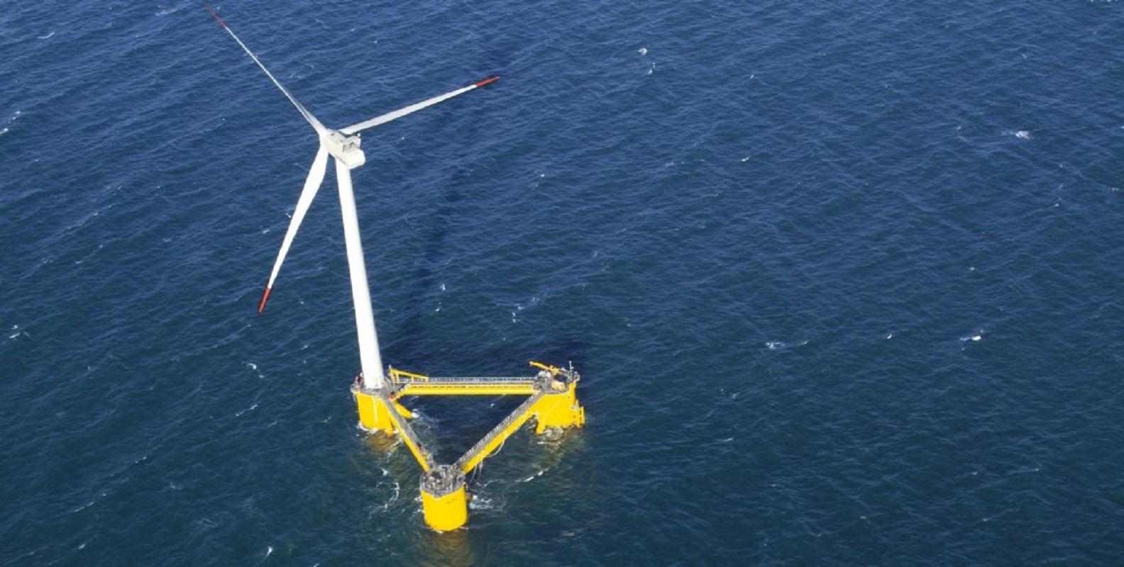 """Governo aprova cofinanciamento para """"atenuar"""" tarifa da electricidade produzida pelo WindFloat"""
